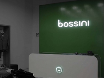 Bossini Clothing Shop(interior)