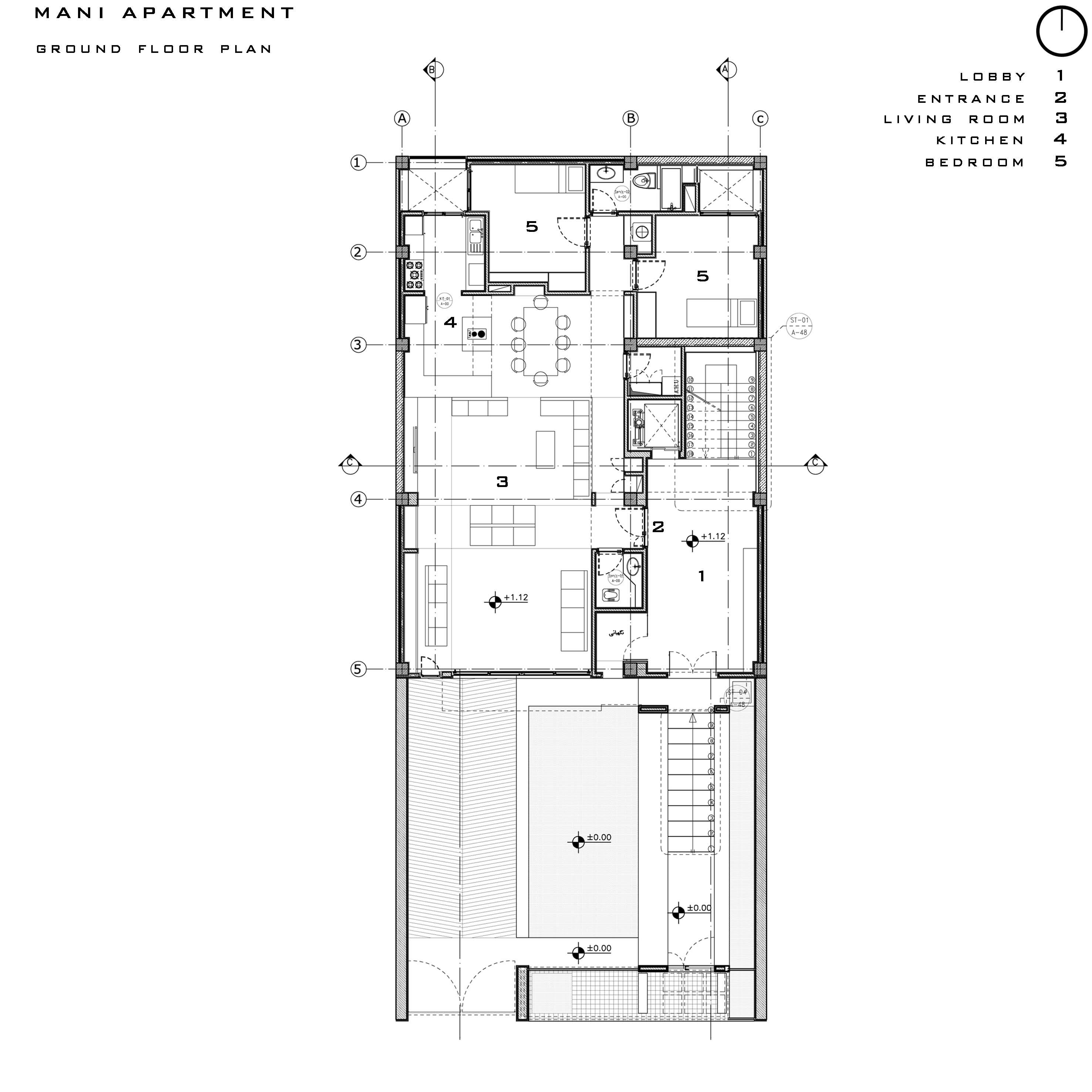 mani apartment
