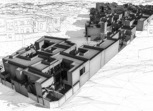 Do-gonbadan Urban Pattern Proposal