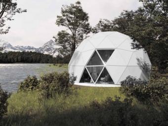 Precast Dome