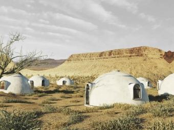 Prefabricated Dome